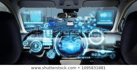 Autonomous Car Technology Stock photo © Lightsource
