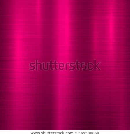 Magenta metal tecnologia abstrato polido textura Foto stock © molaruso