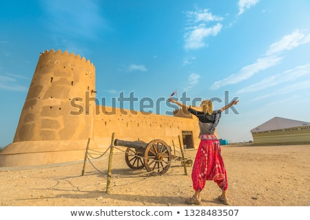 arabian fort stock photo © zambezi