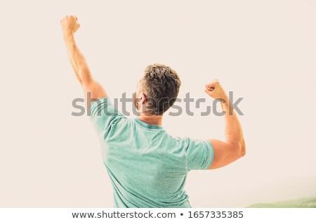 Stockfoto: The Winner Takes All