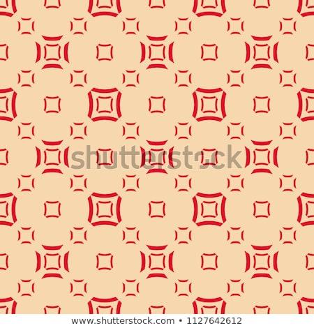 ストックフォト: 赤 · リニア · テクスチャ · ファッション · 抽象的な