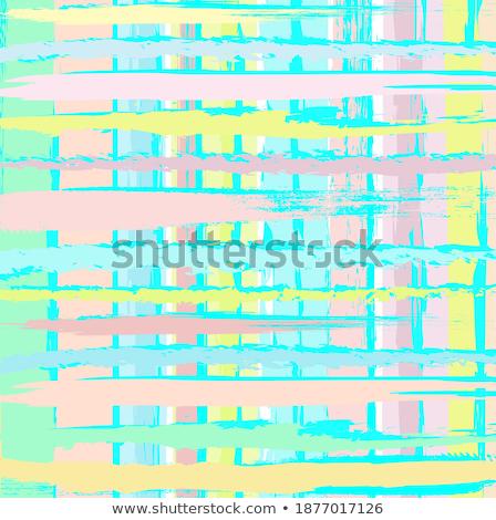 Güzel soyut dalgalı yarım ton arka plan Retro Stok fotoğraf © SArts