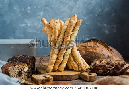homemade baguette bread Stock photo © mady70