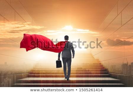 determined businessman Stock photo © sapegina
