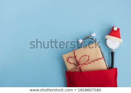 Christmas nurse stock photo © Nobilior