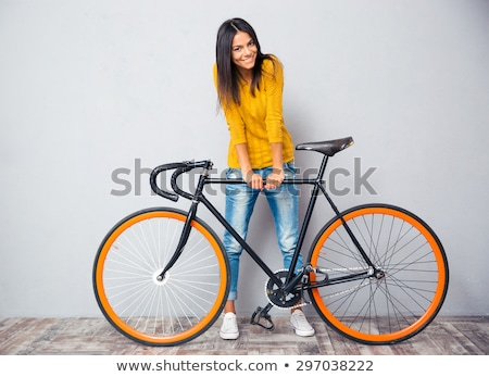 young female cyclists stock photo © photography33