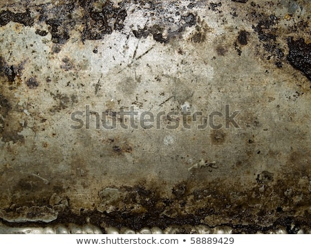 abstract grungy metal surface closeup background stock photo © h2o