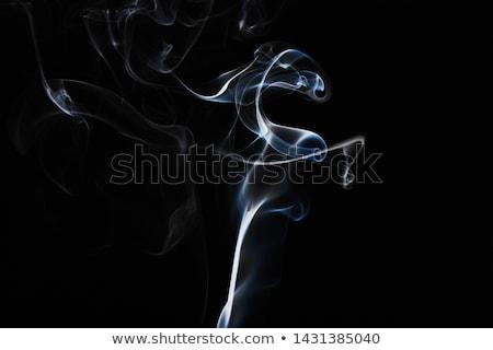 Abstrato fumar estilo arte Foto stock © jeremywhat