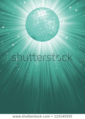 дискотеку · Лучи · звезды · прибыль · на · акцию · вектора · файла - Сток-фото © beholdereye