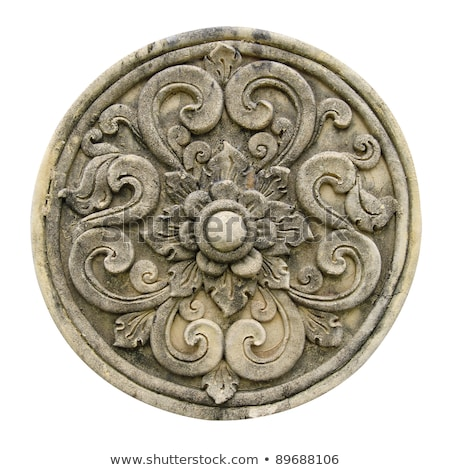 alfa · omega · templom · külső · gravírozott · felirat - stock fotó © samsem