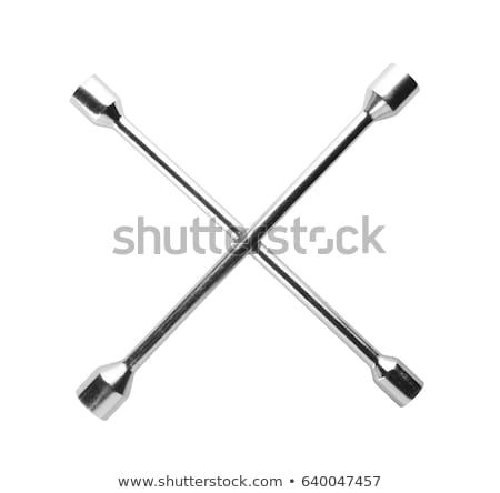 wheel wrench Stock photo © shutswis