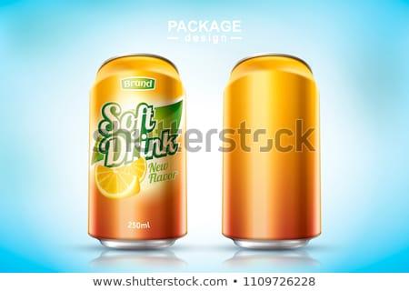 Cool refreshing drink Stock photo © kittasgraphics