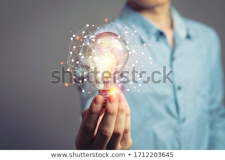 Power Of Innovation Stock photo © Lightsource