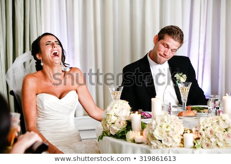 Groom With Best Man And Page Boy At Wedding Stock photo © monkey_business
