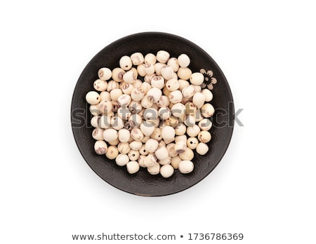 Dried lotus seed Stock photo © Ronen