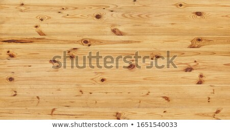 Old pine boards with knots Texture Stock photo © ironstealth