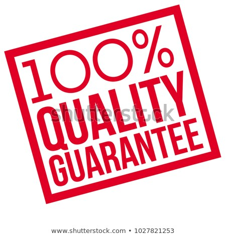 100% guarantee word Stock photo © fuzzbones0