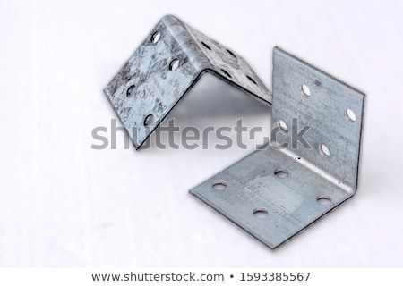The furniture metal screw Stock photo © nemalo