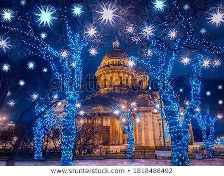 Saint Isaac Cathedral Stock photo © cosma
