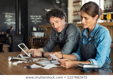 Disappointing Profit Stock photo © Lightsource