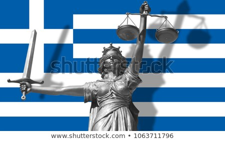 The Laws of Greece Stock photo © Stocksnapper
