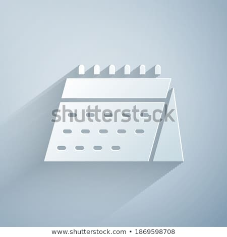 Stock photo: 3d reminder paper
