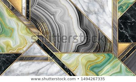 Mosaic marbles Stock photo © Zela