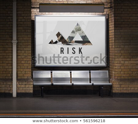 Project Word Represents Venture Words And Enterprise Stock photo © stuartmiles