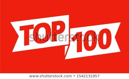 Top 100 stock photo © Oakozhan