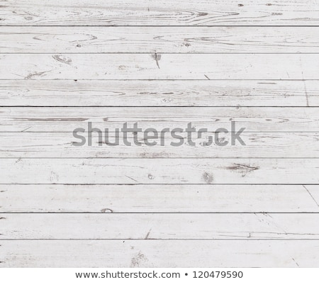 White planks of wooden wall surface as high resolution texture Stock photo © stevanovicigor