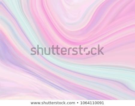 Hologram yumuşak pastel renkler soyut arka plan Stok fotoğraf © SArts