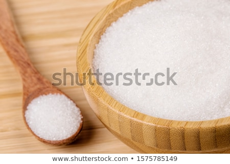 White granulated sugar Stock photo © Digifoodstock