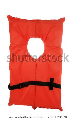 оранжевый · старые · спасательные · Vintage · объект - Сток-фото © kayros