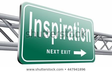 find inspiration stock photo © psychoshadow