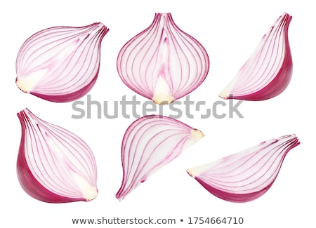 red onion quarters Stock photo © Digifoodstock