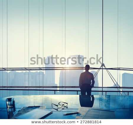 Thinking Time Meeting Stock photo © Lightsource