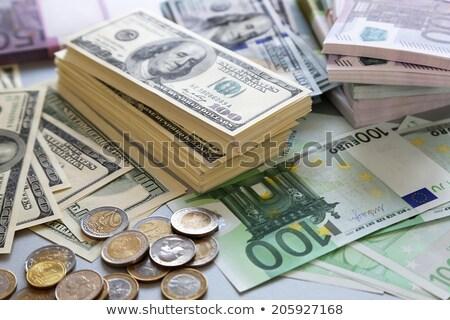 dólar · notas · bolsa · carteira · negócio · papel - foto stock © vlad_star