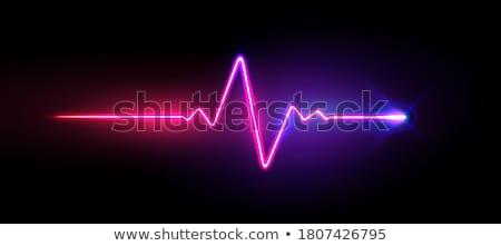 Neon diagnosis concept. Stock photo © 72soul