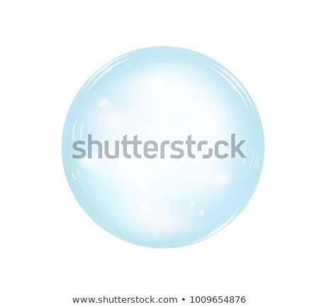 Contact lens. View from above. Realistic vector illustration Stock photo © m_pavlov