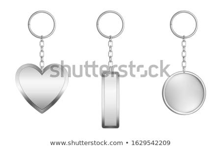 corações · criador · imagem · dois · valentine · para · cima - foto stock © pressmaster
