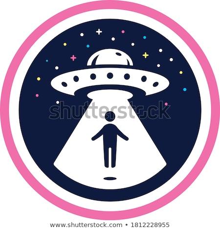 UFO logo szimbólum közlekedés üzlet iroda Stock fotó © meisuseno