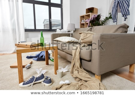 kussen · kussen · hoop · comfortabel · home - stockfoto © dolgachov