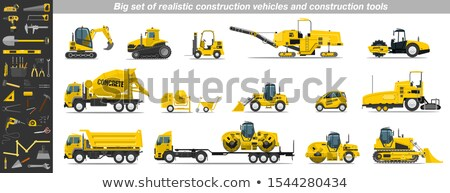 Mechaniker · Engineering · logo · Vektor · abstrakten · Illustration - stock foto © yurischmidt
