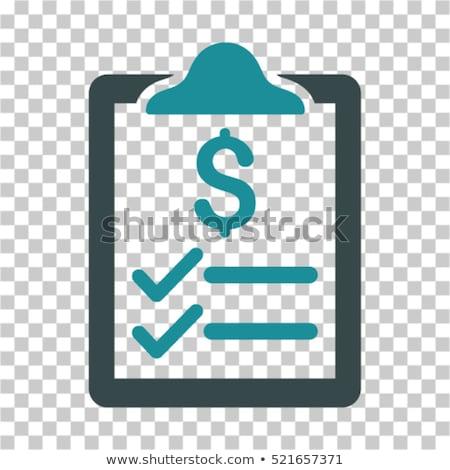 vergrootglas · teken · dollar · abstract · financieren · symbool - stockfoto © pikepicture