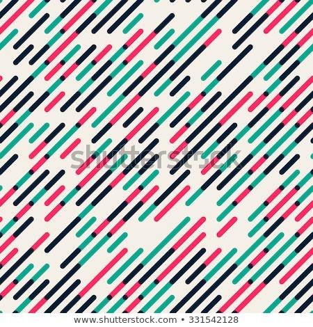 Modny bezszwowy dekoracyjny wzór kolorowy vintage Zdjęcia stock © ExpressVectors