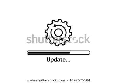 Work In Progress Loading Bar Concept Stock photo © ivelin