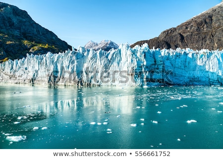 Alaska buzul manzara görmek tatil Stok fotoğraf © Maridav