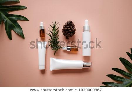 Beauty producten roze mode schoonheid jonge make Stockfoto © goir