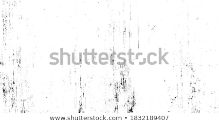 Stock fotó: Concrete Wall With Rust Mark And Grunge