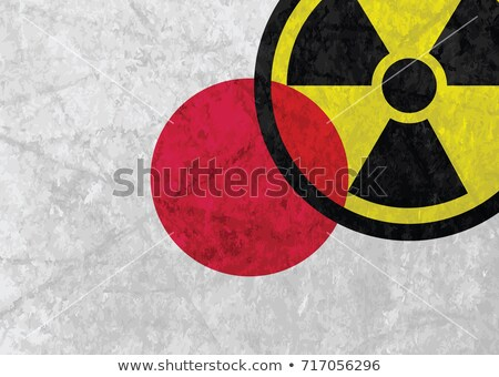 japan radioactivity dangerous stock photo © jordygraph